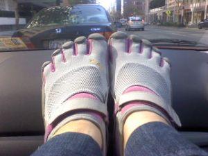 Gorilla Feetz